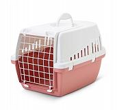 Savic Trotter 1 Pet Carrier (LxBxH - 49 X33 X30 cm)- Retro Pink