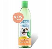 Tropiclean Fresh Breath Skin & Coat Water Additive - 473 ml