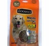 Goodies Marine Cart Lage Stick Dog Snack - 150 gm