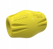 Jolly Pets Flex-n-Chew Bobble Dog Toy Small - Yellow