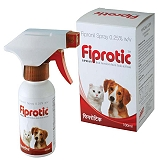Fiprotic Anti Tick And Flea Spray For Dog - 100 ml