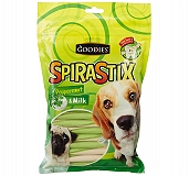 Goodies Peppermint and Milk Spirastix Dog Treat - 450 gm