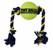 Petsport Tuff Ball Tug 35 cm Rope with 7 cm Ball