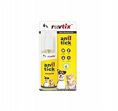 Wiggles Ravtix Anti-Tick Spray - 100 ml