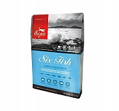 Orijen Six Fish Dog Food- 6 Kg