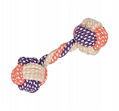 Trixie Rope Dumbbell - 15 cm
