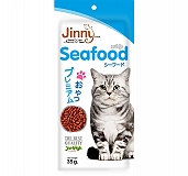 JerHigh Jinny Seafood Cat Treat - 35 gm