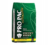 PRO PAC Ultimates Mature Chicken & Brown Rice Formula Dry Dog Food - 2.5 kg