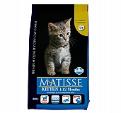 Matisse Kitten Food - 400 gm (Pack Of 12)