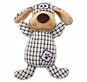Trixie Dog Soundless Plush Toy - 26 CM