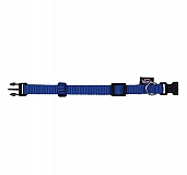 Trixie Premium Collar Royal Blue -Small & Medium