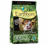 Earthborn Holistic Small Breed Grain-Free Dry Dog Food - 2.27 kg