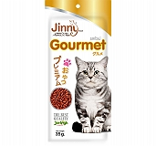 Jerhigh Jinny Gourmet Cat Treat - 40 gm