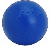 Jolly Pets Push-n-Play Ball Dog Toy Blue - 35.5 cm