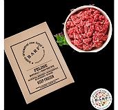 BARF Buffalo + Emu  Feline Food Recipe - 4 kg