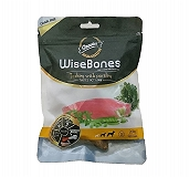 Gnawlers WiseBones Turkey With Parsley Dog Treat Large - 200 gm
