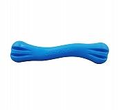 Jolly Pets Flex-n-Chew Bone Dog Toy Medium - Blue