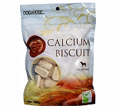 Calcium Biscuit For All Breeds - 180 gm