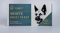 Kong\'s Kitchen Dog Food White Meat Feast - 1.2 Kgs