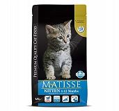 Matisse Kitten Food - 1.5 Kg