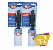 Trixie Replacement Lint Rollers - 2 rolls of 60 sheets