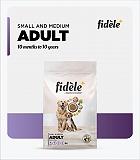 Fidele+  Adult Small & Medium Dry Dog Food - 12 Kg