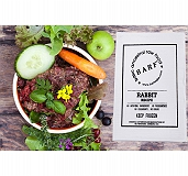 BARF Rabbit Dog Food Recipe - 4 kg