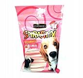 Goodies Strawberry and Milk Spirastix Dog Treat - 450 gm