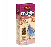 Vitapol Strawberry Smakers For Budgerigar Bird Food- 90 Gm