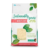 Sustainably Yours Multi-Cat Litter Plus - 11.8 Kg