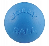 Jolly Pets Bounce-n-Play Ball Dog Toy Blueberry - 15.24 cm
