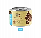 Brunos Wild Essentials Grain Free Wet Cat Food Tuna with Whitefish In Gravy - 85 gm ( 24 Cans)