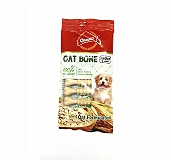 Gnawlers Oat Bone Dog Treat 25 pcs - 225 gm