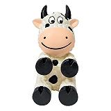 Kong Wiggi Cow Dog Toy - Large
