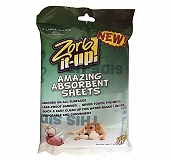 Zorb-It-Up Super Absorbent Sheets (LxB - 30cm x 45cm)- 2 Sheets