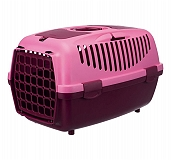 Trixie Capri 2 Pet Carrier Berry/ Pink - (LxBxH - 56x38x33) CM