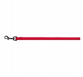 Trixie Classic Adjustable Leash Red - Medium& Large