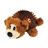 Kong Shells Bear Dog Toy -  Medium