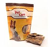 Pet en Care Lung Slices  - 50 gm