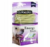 Goodies Energy Dog Treats Chlorophyll Dog Treat - 500 gm