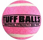 Petsport Pink Tuff Balls - 7 cm