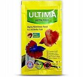 Taiyo Ultima Betta Pellets Fish Food - 20 gm (Pack Of 5)