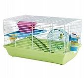 Savic Martha Double Hamster & Guniea Pigs Cage - (LxBxH - 48 x 30 x 28) cm