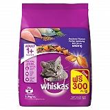 Whiskas Cat Food Pocket Mackerel 3Kg