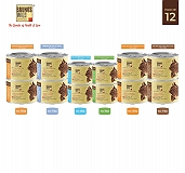 Brunos Wild Essentials Grain Free Wet Cat Food Assorted - 12 Cans