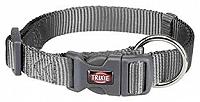 Trixie Premium Collar Graphite - Large & Xlarge