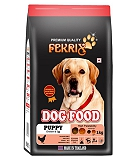 Fekrix Chicken & Egg Puppy Food - 1 Kg