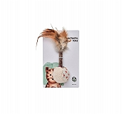 Basil Cat toy with Silvervine