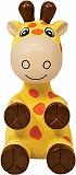 Kong Wiggi Giraffe Dog Toy - Large