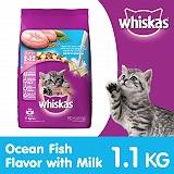 Whiskas Junior Ocean Fish Kitten Food - 1.1 Kg